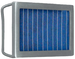 Solar cell look belt buckle. Get one for yourself now.