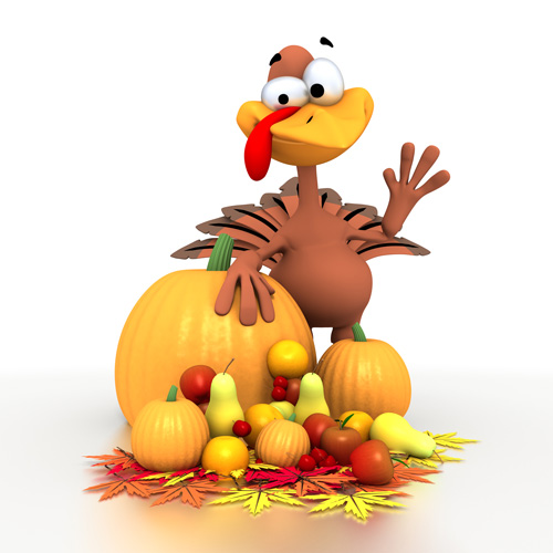 Happy Thanksgiving from Telexplainer